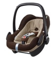 MAXI COSI Fotelik Pebble Plus Earth Brown | Odbiór W-wa WOLA