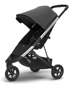 THULE Wózek spacerowy  Spring Aluminium Shadow Grey
